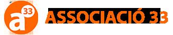 Associació 33 Logo